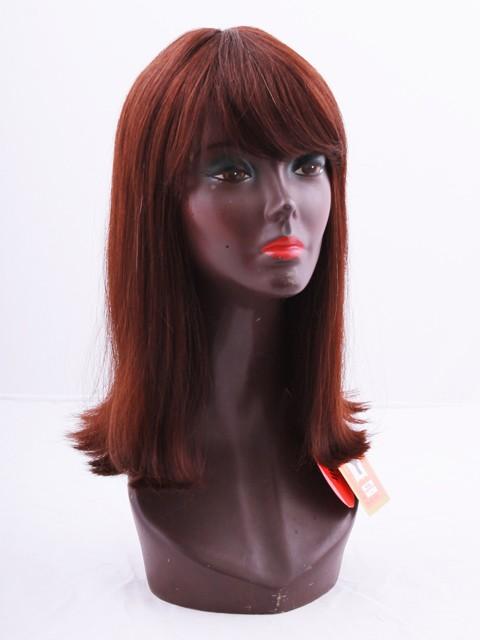 HUMAN HAIR WIG COOL