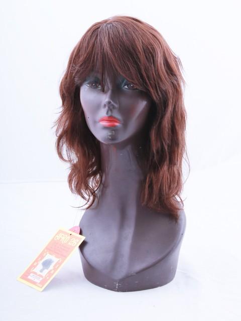 HUMAN HAIR WIG OSCAR