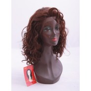 HUMAN HAIR WIG LACE FRONT IMAN
